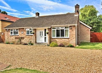 Thumbnail 3 bed bungalow for sale in Hooked Lane, Wilstead, Bedford
