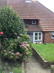 Thumbnail 2 bed terraced house to rent in Upper Close, Ashurstwood, Forest Row, East Sussex