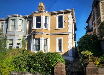 Thumbnail 3 bed semi-detached house for sale in Caerau Road, Newport