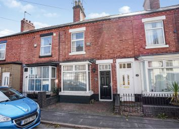 3 bed terraced house for sale in Malvern Street, Burton-On-Trent DE15