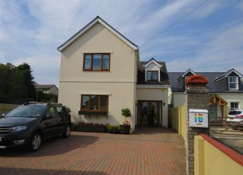Thumbnail 4 bed detached house for sale in Gors Road, Burry Port