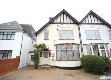 Thumbnail 5 bed semi-detached house for sale in Woodcroft Avenue, Mill Hill, London