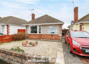 Thumbnail 2 bed bungalow for sale in Marion Road, Prestatyn