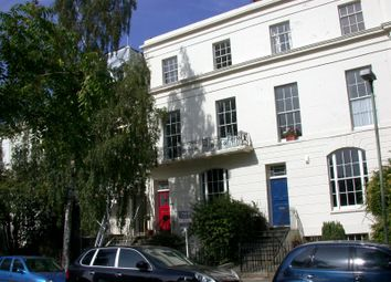 Thumbnail 3 bed flat to rent in Clarence Square, Cheltenham