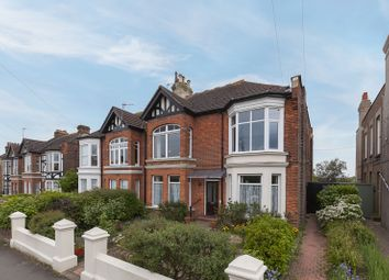 Thumbnail 4 bed maisonette for sale in Priory Avenue, Hastings, East Sussex.