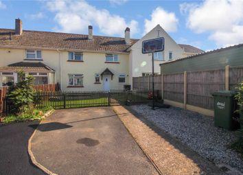 Thumbnail 3 bed terraced house for sale in Beechfield Road, Fremington, Barnstaple