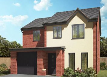 Thumbnail 3 bed detached house for sale in Leicester Road, Ashton Green, Leicester