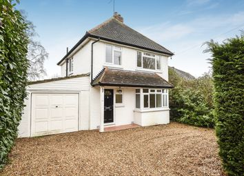 Thumbnail 3 bed detached house to rent in Guildford Road, Lightwater