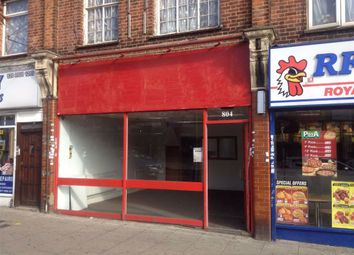 Retail premises to let in Harrow Road, Wembley HA0