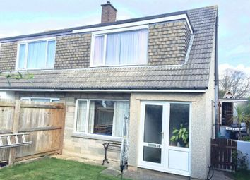 3 bed semi-detached house for sale in Rosevean Avenue, Camborne TR14