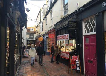 Thumbnail Retail premises to let in Union Street, Brighton