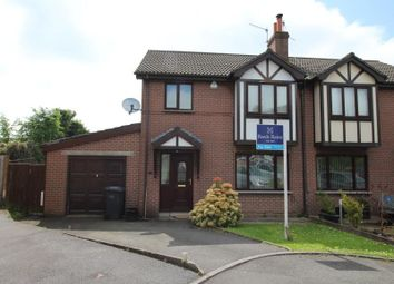 Thumbnail 3 bed semi-detached house for sale in Windslow Drive, Carrickfergus