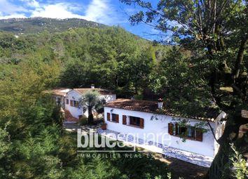 Thumbnail 3 bed villa for sale in Tourrettes-Sur-Loup, Alpes-Maritimes, 06140, France