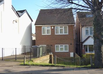 Thumbnail 3 bed detached house to rent in High Road, Broxbourne
