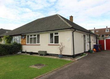 Thumbnail 2 bed bungalow to rent in Ninesprings Way, Hitchin