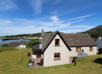 Thumbnail 5 bed detached house for sale in Gairloch