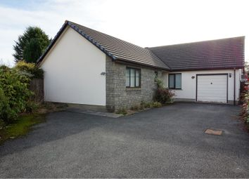 Thumbnail 3 bed detached bungalow for sale in Kilvelgy Park, Kilgetty