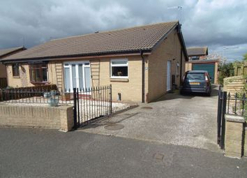 Thumbnail 2 bed semi-detached bungalow for sale in Philip Drive, Amble, Morpeth