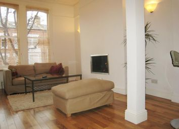 Thumbnail 1 bed flat to rent in Aynhoe Road, Brook Green