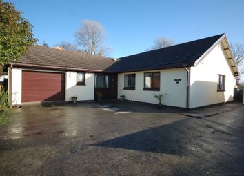 Thumbnail 3 bed detached bungalow for sale in Churchill Park, Jeffreyston, Kilgetty