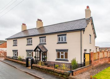 Thumbnail 5 bed detached house for sale in Windmill Lane, Preston On The Hill, Warrington