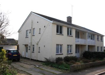 Thumbnail 2 bed flat to rent in Beauvale Close, Ottery St. Mary