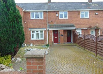 Thumbnail 3 bed terraced house for sale in 19 Wood Crescent, Holts, Oldham