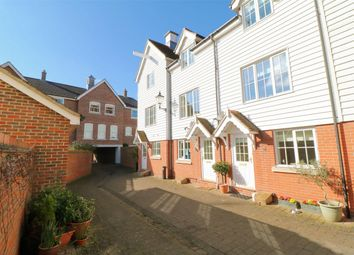 Thumbnail 4 bed town house for sale in Valonia Drive, Wivenhoe, Essex
