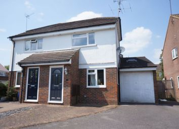 Thumbnail 3 bed semi-detached house to rent in Gaskell Close, Holybourne, Alton