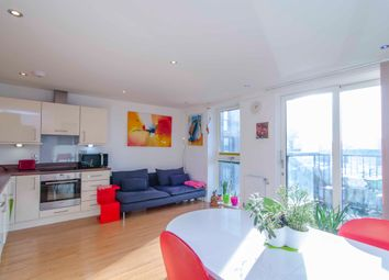 Thumbnail 1 bedroom flat for sale in Sapphire Court, Warton Road, London