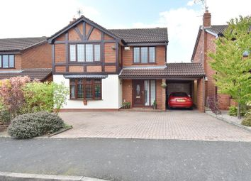 Thumbnail 4 bed detached house for sale in Oasthouse Close, Stoke Heath, Bromsgrove
