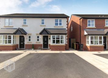 Thumbnail 3 bedroom semi-detached house for sale in Cotton Meadows, Bolton, Greater Manchester