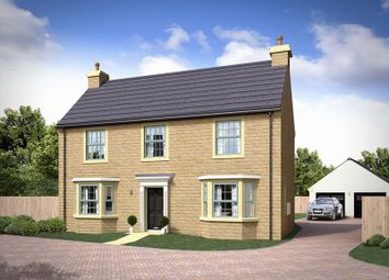 Thumbnail 4 bed detached house for sale in Plot 13 - The Holly, Waters Meet, Great Broughton