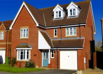 Thumbnail 6 bed property for sale in John Bends Way, Parson Drove, Cambridgeshire
