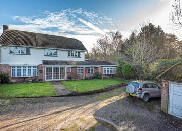 Thumbnail 4 bed detached house for sale in Westbury Road, Bromley, Kent