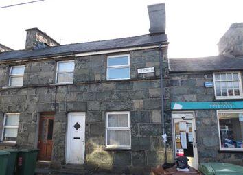 Thumbnail 1 bed terraced house for sale in Ty Gwyn, Trawsfynydd, Blaenau Ffestiniog, Gwynedd
