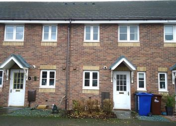 Thumbnail 2 bed town house for sale in Bramling Cross Road, Burton On Trent, Staffordshire