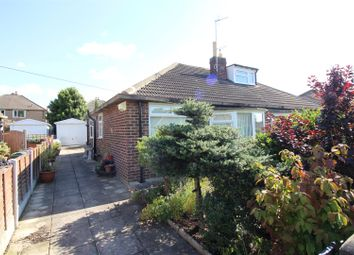 Thumbnail 2 bed semi-detached bungalow for sale in Lulworth Avenue, Whitkirk, Leeds