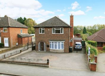 Thumbnail 4 bed detached house for sale in Pelsall Road, Brownhills, Walsall