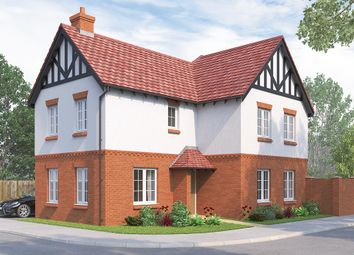 "Thumbnail 4 bed detached house for sale in ""The Hartlebury"" at Russell Drive, Wollaton, Nottingham"