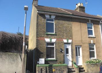 Thumbnail 2 bed end terrace house for sale in Rose Street, Rochester, Kent