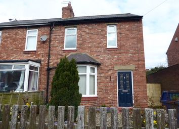 Thumbnail 2 bed semi-detached house to rent in Redheugh Road, Whitley Bay