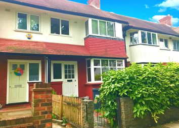 Thumbnail 4 bed terraced house to rent in Park Drive, Acton, London