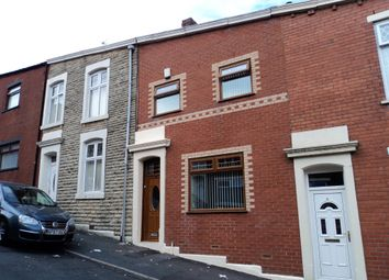 Thumbnail 5 bed terraced house for sale in Charlotte Street, Blackburn