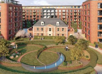 Thumbnail 1 bed flat for sale in Pavillion Square, Royal Arsenal Riverside