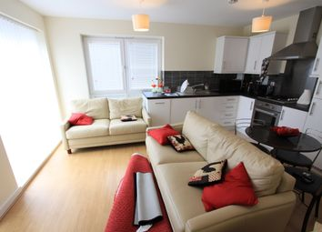 Thumbnail 2 bed flat for sale in Fortune Avenue, Edgware