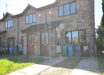 Thumbnail 2 bed end terrace house to rent in Clarendon Road, Whalley Range, Manchester