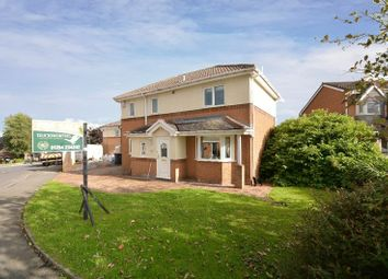 Thumbnail 3 bed detached house for sale in Hargreaves Road, Oswaldtwistle, Accrington