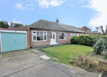 Thumbnail 2 bed bungalow for sale in Park Lane, Easington, Saltburn-By-The-Sea
