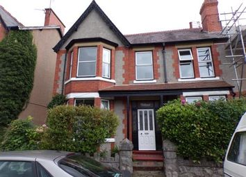 Thumbnail 3 bed flat for sale in Station Road, Old Colwyn, Colwyn Bay, Conwy
